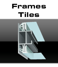 frame and tile profile