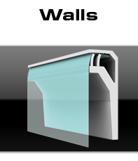 Wall profile