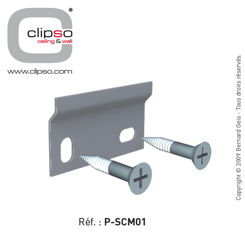 Wall frame support: P-SCM01