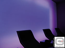 Chromotherapy Room a
