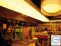 Clothing store 6
