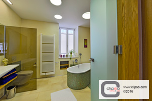 residential application bathroom