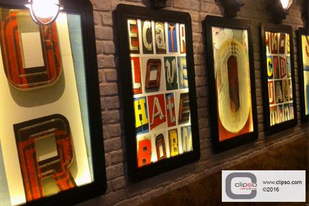 wall frame custom printing 3