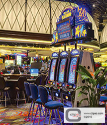 ceiling wall galleries commercial casinos
