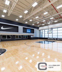ceiling wall galleries commercial sports