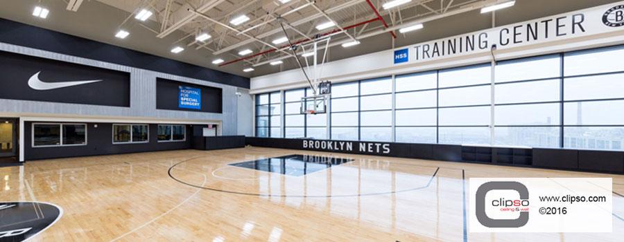 brooklyn nets acoustic panels