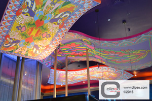 CLIPSO featured large scale project mellow mushroom restaurant