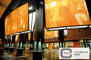 CLIPSO featured large scale project neyland stadium