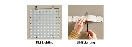 luminous surface lighting