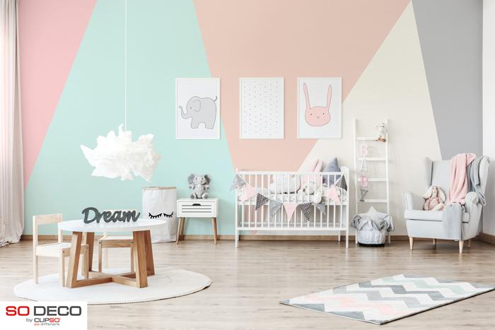 CLIPSO deco wallpaper interior