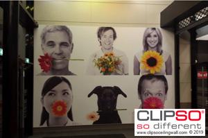wall custom printed 3
